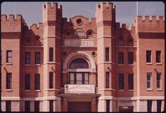 The Armory in New Ulm, Minnesota. Built in 1913, It Houses the Minnesota National Guard on Broadway Street near Downtown... | Flickr - Photo Sharing!