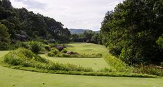 Hole 11 Lang Co, Vietnam, Golf Courses, Architecture, Blog, Blogging, Architecture Illustrations
