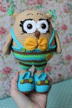 PDF Совёнок Айк. Бесплатный мастер-класс, схема и описание для вязания игрушки амигуруми крючком. Вяжем игрушки своими руками! FREE amigurumi pattern. #амигуруми #amigurumi #схема #описание #мк #pattern #вязание #crochet #knitting #toy #handmade #поделки #pdf #рукоделие #сова #совушка #совунья #совенок #совёнок #owl #búho #eule #gufo #hibou