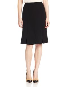 Kasper Women's Petite Crepe Pleated Suit Skirt * This is an Amazon Affiliate link. You can get additional details at the image link.
