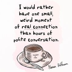 Exactly. Source: Sweatpants & Coffee #introvert
