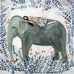 Love this print. By Yelena Bryksenkova