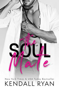 THE SOUL MATE By Kendall Ryan Release Day – August 14, 2017 Synopsis: From New York Times Bestseller Kendall Ryan comes a sexy new stand-alone novel in her Roommates series. The smoking-hot one-nig…