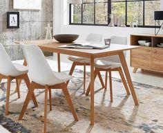 Esstisch Esszimmertisch Küchentisch Navarra Eiche Massivholz 32273 in Möbel & Wohnen, Möbel, Tische | eBay!