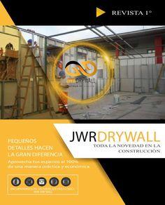 Esta revista fue creada para mostrarles el nuevo sistema que esta revolucionando la construcción ,de una manera práctica e innovadora que rompe esquemas en construcción y diseño.Ahora JWR DRYWALL te muestra todas las funcionalidades que te puede brindar de acuerdo a tus necesidades .Te invitamos a visitar nuestro FAN PAGE : https://www.facebook.com/JWRDrywall.Peru/y forma parte de la familia JWR DRYWALL https://www.yumpu.com/es/document/view/59160159/revista-jwr-drywall-1