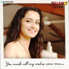 Shraddha Kapoor Smiles so Cute