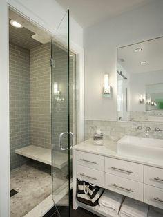 bath New Albany Contemporary Bathroom Columbus バスルーム