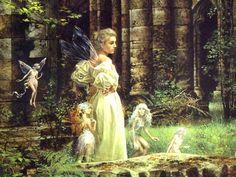 Fairies by James C. Christensen