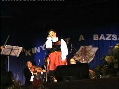 Sipos Izolda: Országúton hosszú a jegenyesor Concert, Concerts