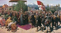 Aztecs - Spanish - influence - Religion