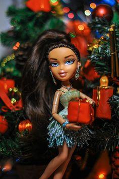 Nouna Diva Dolls, Barbie Dolls, Dolls Dolls, Bratz Doll Outfits, Black Bratz Doll, Brat Doll, Bratz Girls, Gorgeous Eyes, Pretty Dolls