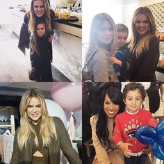 So much fun at our Sydney launch party! @bigwaustralia #kardashiankids #onlyatbigw