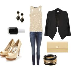 Girls night out by lauren-copeland on polyvore