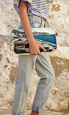Capri Shoulder Bag - Plümo Ltd