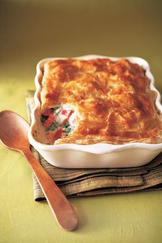 Chicken Recepies, Confort Food, Country Chicken, Caribbean Recipes, Pot Pie, Savoury Cake, Casserole Recipes, Entrees, Food And Drink