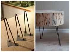 MAKE YOUR OWN HAIRPIN LEG TABLE