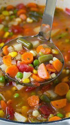 Nieuws Acu-putten: Alle dagen soep