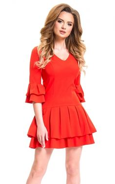 Sukienka z falbanami #lovees #sukienki #sukienka jak lou #sukienka na wesele #sukienka na bal #sukienka na studniówkę #sukienka na imprezę #rozkloszowana sukienka #sukienka koktajlowa #tiul #słodka sukienka #sukienki wieczorowe #modne sukienki #sukienka pudrowy róż #sukienka rozkloszowana #sukienki studniówkowe #wizytowa sukienka #sklep z sukienkami #różowa rozkloszowana sukienka #koszula we wzory #koszula z naszywką #koszula z aplikacja #koszula w paski #spódnica tiulowa #spódnica z…