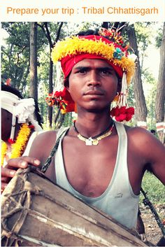 Tribal Chhattisgarh Muria. Do you dream as Marc, a Canadian anthropologist, to discover some preserved and friendly #tribes in an offbeat place of #India? If the answer is yes, Tribal #Chhattisgarh, especially Bastar District, is for you ! These are some suggestions for your visit, my contacts, my firm-favourite and a suggested itinerary to prepare your trip and realise your dream.