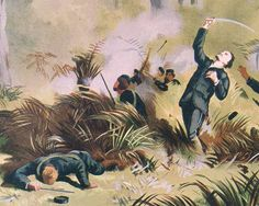 Death of Von Tempsky painting Nz History, Today In History, World History, Relationship Over, Colonial Art, Fun World, World Globes, British Army, Military Art