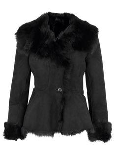 L.K. Bennett Darwin Sheepskin Coat, £745. Almost makes us long for winter...