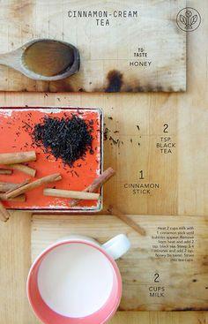 Recipes | Joseph Wesley Black Tea