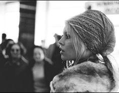 Brigitte Bardot in Geneva, Switzerland in 1972.