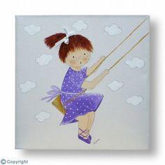 Cuadros infantiles personalizados lopezroana cuadros - Cuadros audrey hepburn ...