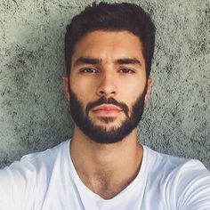 Only finest shaving and grooming products, rooted in unique, multisensorial experiences. Just Beautiful Men, Beautiful Men Faces, Marcello Alvarez, Eye Candy Men, Latino Men, Sexy Gay Men, Arab Men, Hair And Beard Styles, Male Face