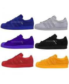 Adidas Originals Superstar 80s Shoes City Series Mens Trainers Sneakers  Pick 1 Nice Discount of sixty 2608423d9