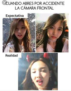 Read A la verenjena from the story Memes Twice by Noelix_p (Jk Jk on hiatus) with 469 reads. chayeung, nayeon, once. Nayeon, Signal Twice, Memes Blackpink, Bts Twice, Memes Funny Faces, Kpop, What Is Love, Funny Moments, Monsta X