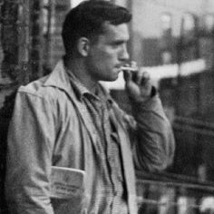 """the only people for me are the mad ones, the ones who are mad to live, mad to talk, mad to be saved""  Jack Kerouac"