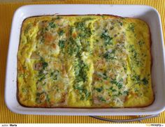 Fish Recipes, Quiche, Low Carb, Treats, Breakfast, Cooking, Sweet Like Candy, Morning Coffee, Goodies