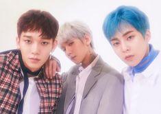 Days' Digital Booklet from iTunes. Baekhyun Chanyeol, Exo Chen, Kpop Exo, Exo K, K Pop, Exo Official, Kim Minseok, Exo Ot12, Exo Memes