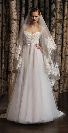 heartoverheelscomNaeem Khan Spring 2015 Bridal Collection
