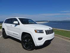 2015 Jeep Grand Cherokee altitude at Petoskey waterfront