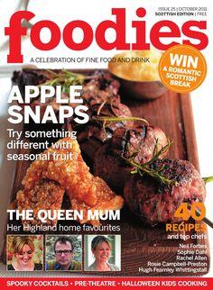 Foodies Magazine  Foodies October 2011