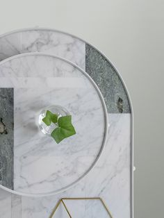 Patch Marble Tables is a set of 3 small occasional tables, result of the collaboration between the two Scandinavian design studios Norm Architects and Note Design Studio. MENU