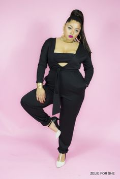 The Curvy Fashionista | Zelie for She True Love Collection