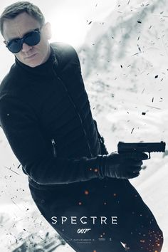 SPECTRE - James Bond http://blog.smartbuyglasses.co.uk/celebrity-style/james-bond-the-sunglasses-file.html