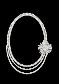 #Diamonds are a girl's best friend. #Piaget #necklace