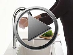 Interior : Fabulous Touchless Kitchen Sink Faucet 14 Spot Resist ...