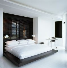 HOTELS :: Hotel Habita MTY, Mexico City Designed by Joseph Dirand #hotels