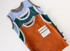 Camiseta basica. Con patrones 4-5 años y tutorial (inglés)