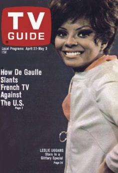 TV Guide: April 27, 1968 - Leslie Uggans