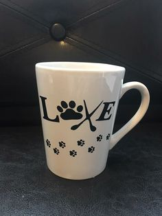 Every Groomer needs one of these for themselves or give as a perfect Thank You gift! No one else loves your pets as much as their groomer.  See more at https://www.etsy.com/shop/craftycutterdesigns
