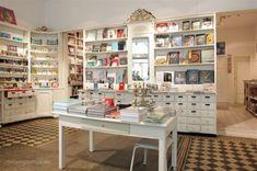 Buchhandlung . Papeterie und DIY-Accessoires