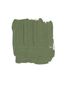 BM HC-122 Barrington Green - yellowy olive green that is more contemporary than dark hunter green. add white woodwork and crisp linen curtains.