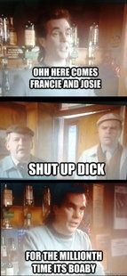 Ahhh gotta love Still Game. So happy that the people who play Jack and Victor have made up and are gonna be making more Still Game