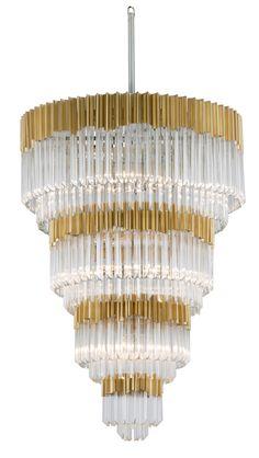 Corbett Lighting Charisma 17 Light Wide Chandelier with Crystal Shad Gold Leaf Indoor Lighting Chandeliers Chandeliers, Luxury Chandelier, Lantern Pendant, Chandelier Lighting, Pendant Lamp, Light Pendant, Ceiling Light Design, Ceiling Lamp, Ceiling Lights